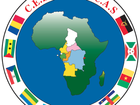 Logo de la CEEAC